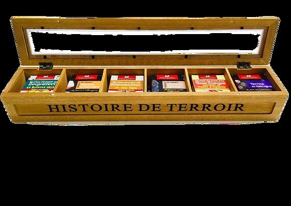 """Gift Basket """"Histoire du Terroir"""" Ducs de Gascogne"""