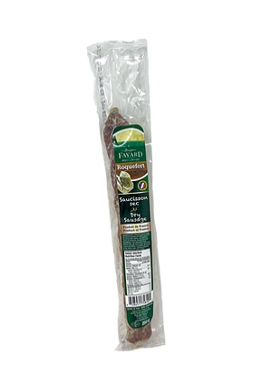 Dry sausage with roquefort cheese Maison Fayard 6 x 250g