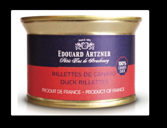 Duck rillettes Edouard Artzner 130g
