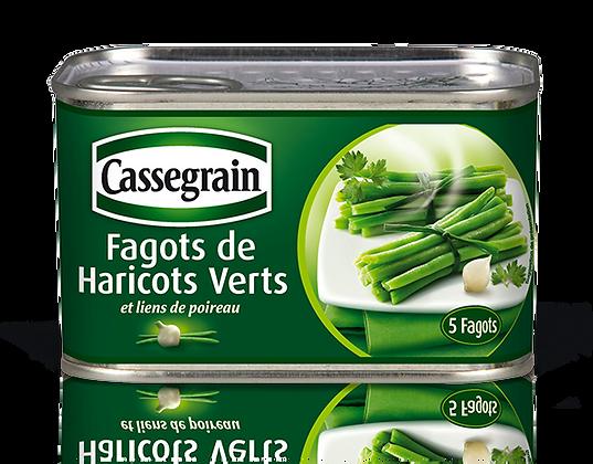 Bundle of French Green Beans Cassegrain 375g