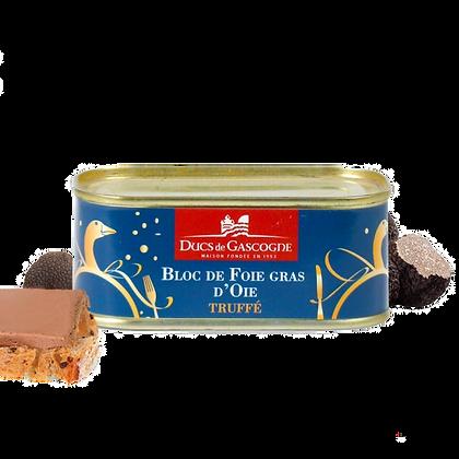 Goose Foie Gras Block with Truffles Ducs de Gascogne 100g