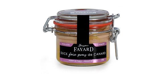 Duck Foie Gras Block Maison Fayard 10 x 130g