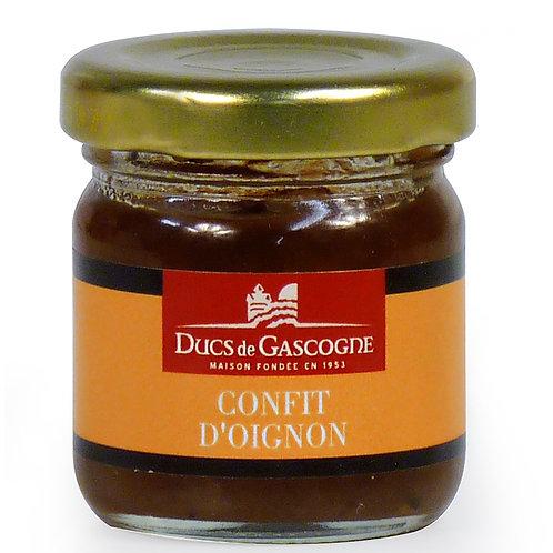 Onions Confit 40g - DUCS DE GASCOGNE