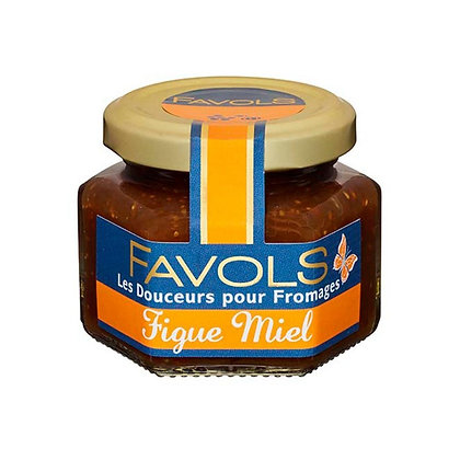 Honey and figs confit Favols 110g