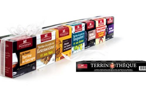 Terrinothèque du Terroir / Mix of Terrines - DUCS DE GASCOGNE