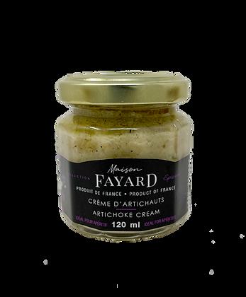 Crème d'artichaut Maison Fayard 120ml
