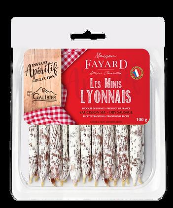 Minis Lyonnais Maison Fayard 100g