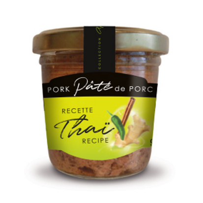Pâté de Porc / Pork paté Thai recipe 90g