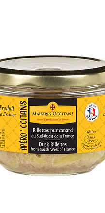 Duck Rillettes from South West of France 180g