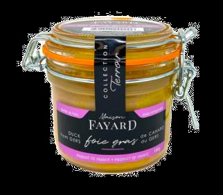 Duck foie gras block Maison Fayard 180g