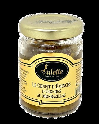 Onions confit with Monbazillac Valette 90g