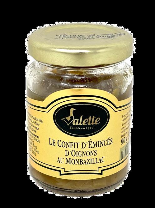 Onions Confit with Monbazillac / Confit d'oignons au Monbazillac Valette 90g