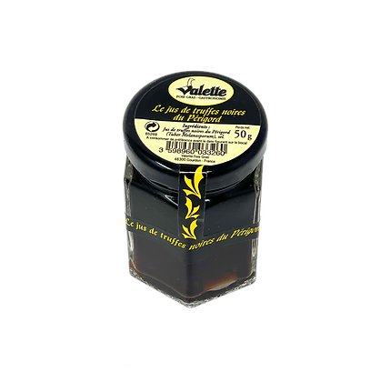Truffles juice from Périgord, Valette 50g