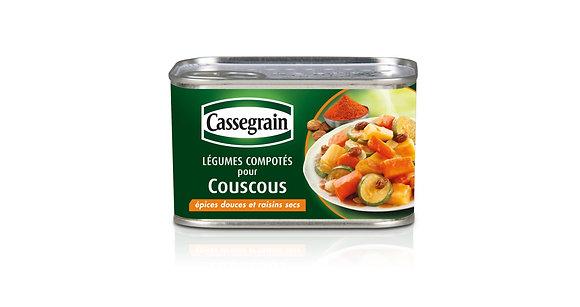 Couscous Cassegrain 6 x 375g