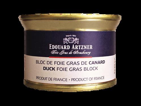 Duck Foie Gras Block 130g - EDOUARD ARTZNER