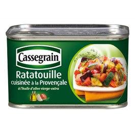 Ratatouille cooked Cassegrain 375g