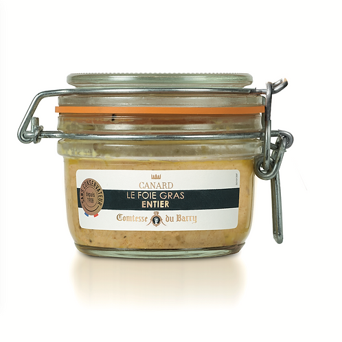 Duck Foie Gras Whole 180g - LA COMTESSE DU BARRY
