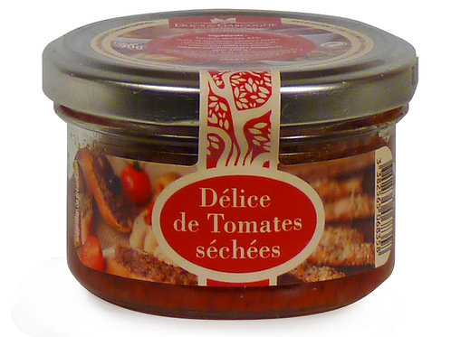 Cream of dried tomatoes 90g - DUCS DE GASCOGNE