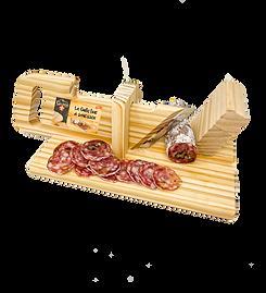 Dry sausage Guillotine Galibier