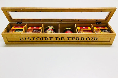 """Duck Gift Basket """"Histoire du Terroir"""""""