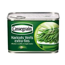 French Green Beans Cassegrain 375g