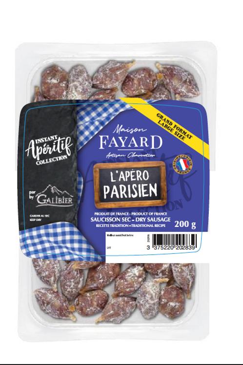 Saucissons Sec / Dry Sausage Les Apéro Parisiens 200g