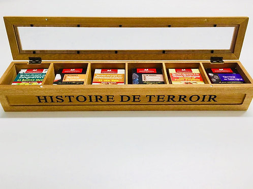 """Pork Gift Basket """"Histoire du Terroir"""""""