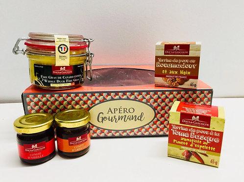 "Gift Basket ""Apéro Gourmand N°2"""