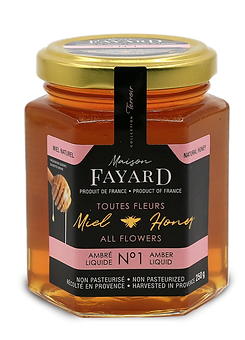All flowers honey Maison Fayard 250g