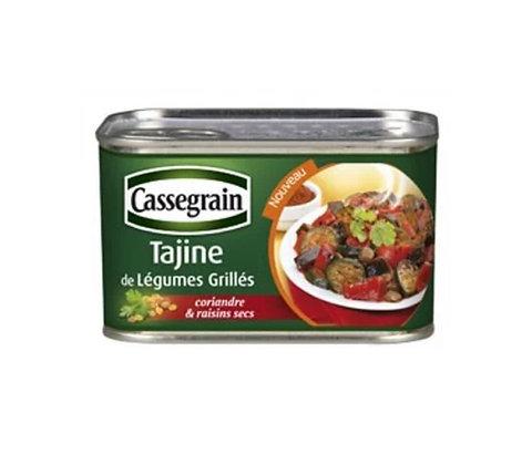 Tajine Cassegrain 6 x 375g