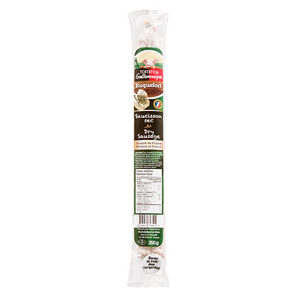 Dry sausage with roquefort cheese Tentation Gastronomique 250g