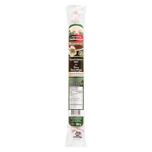 Saucisson Sec / Dry Sausage Roquefort 250g