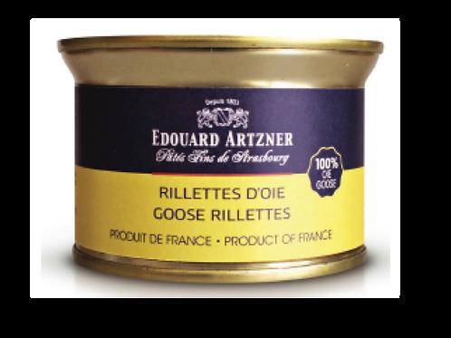 Goose Rillettes 130g - EDOUARD ARTZNER