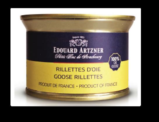 Goose rillettes Edouard Artzner 130g