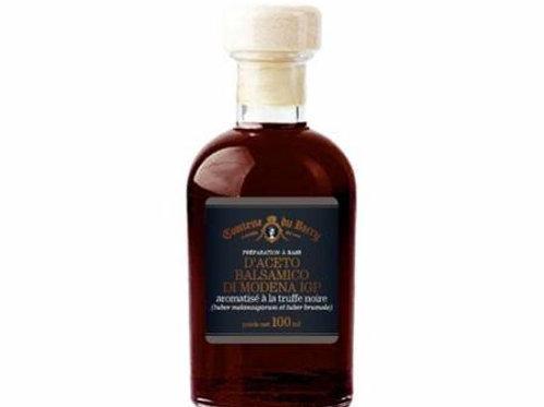 Balsamic vinegar, black truffle 100ml