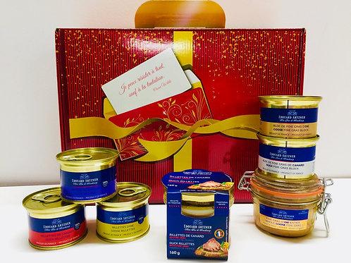 "Gift Basket ""Edouard Artzner"""
