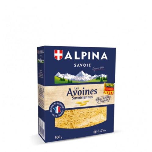 Avoines Savoisiennes 500g - ALPINA