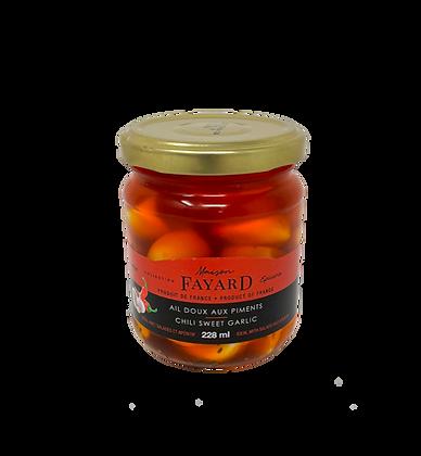 Chili sweet garlic Maison Fayard 228 ml