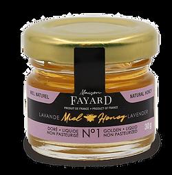 Lavender honey Maison Fayard 30g