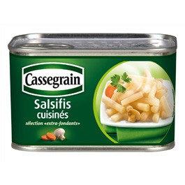Cooked salsifis Cassegrain 375g