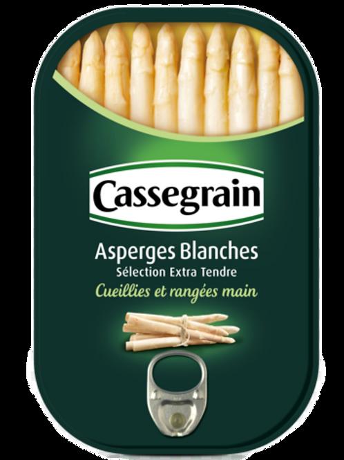 White Asparagus / Asperges Blanches Cassegrain 210g