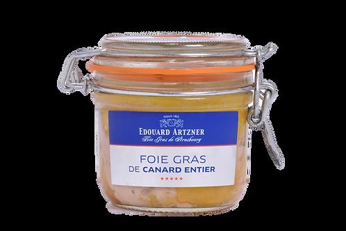 Whole Duck Foie Gras Jar 120g - EDOUARD ARTZNER