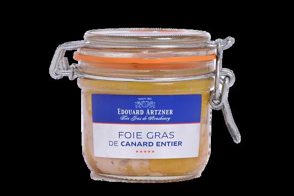 Foie Gras de Canard Entier Edouard Artzner 120g