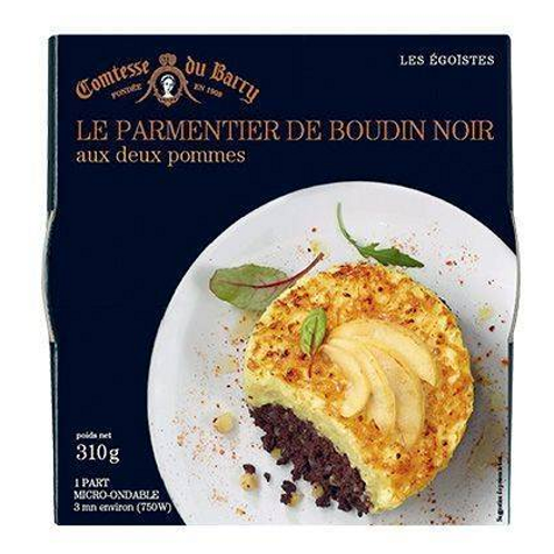 Black pudding potato and apple cottage pie 310g - LA COMTESSE DU BARRY