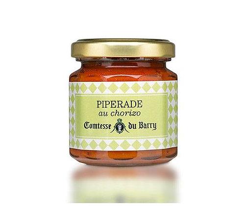 Chorizo Pipérade Comtesse du Barry 100g