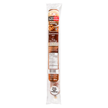 Dry sausage with nuts Tentation Gastronomique 250g