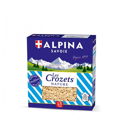 Crozets Alpina 400g