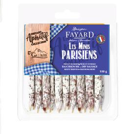Minis Parisiens Maison fayard 100g