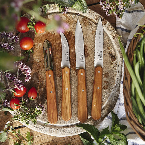 Essential Opinel Knives