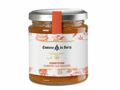 Extra apricot with almond Pyrenean jam 220g